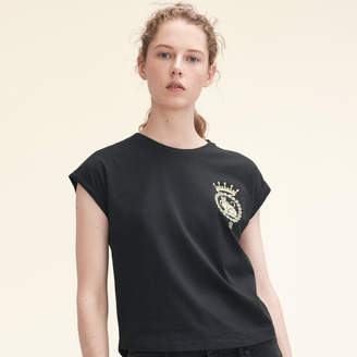 Maje Cotton T-shirt