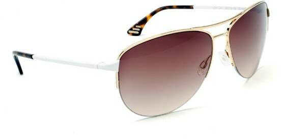 KBL Some Ghost Aviator In Gold/white