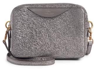 Anya Hindmarch Stack Metallic Leather Crossbody Wallet