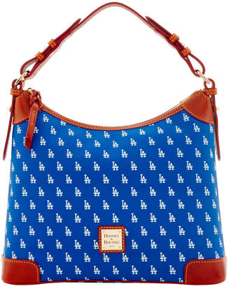 Dooney & Bourke MLB Dodgers Hobo