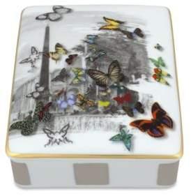 Christian Lacroix by Vista Alegre Forum Porcelain Card Box
