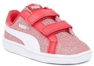 Puma Smash Glitz Glamm Sneaker (Toddler)