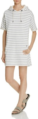 Barbour Hooded Dive Dress $129 thestylecure.com