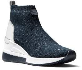 MICHAEL Michael Kors Skyler Knitted Sneakers