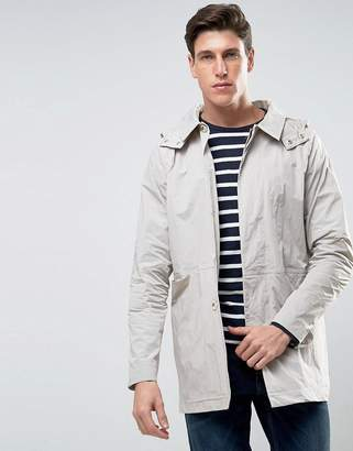 Bellfield Trench with Detachable Hood