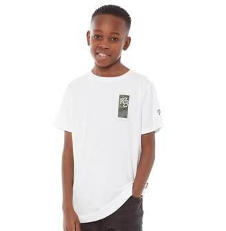 Ripstop Boys Annville T-Shirt White
