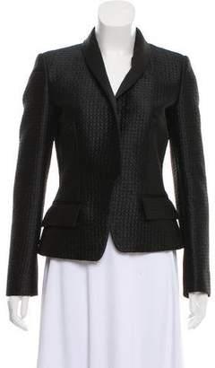Ungaro Textured Shawl-Lapel Jacket w/ Tags