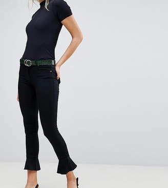 Parisian Tall Flare Hem Skinny Jeans