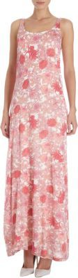 Thakoon Floral Print Long Tank Dress
