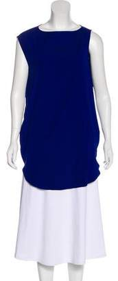 Zero Maria Cornejo Silk Sleeveless Top