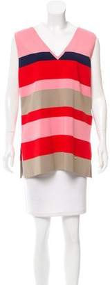 Ted Baker Oversize Stripe Top