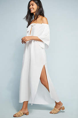 Mara Hoffman Kamala Off-The-Shoulder Dress