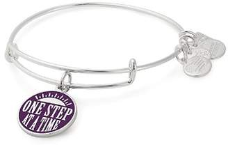 Alex and Ani One Step at a Time Expandable Bracelet