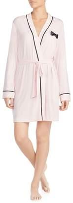 Kate Spade Jersey Short Robe