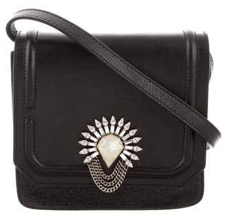 Pre Owned At Therealreal Dannijo Lypton Embellished Crossbody Bag