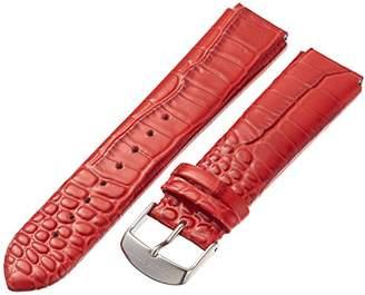 Philip Stein Teslar 2-LZTR 20mm Leather Calfskin Watch Strap