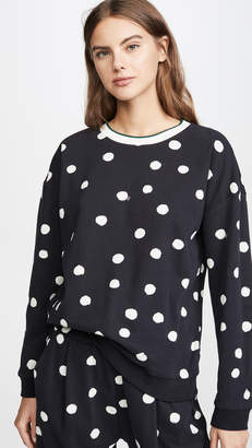 Chinti and Parker Painted Spot Sweatshirt
