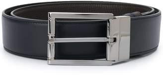 Brioni buckle belt