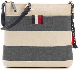 Tommy Hilfiger Stripe Crossbody Bag - Women's