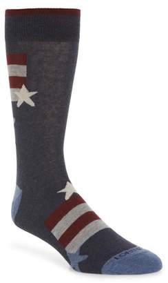 Lorenzo Uomo Stars and Stripes Socks