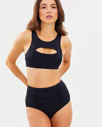 Back To Basics High Waist Briefs