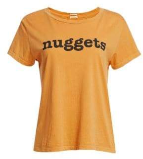 Mother The Boxy Goodie Nuggets Tee