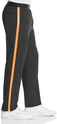Helmut Lang Pull-On Side-Stripe Regular Fit Pants