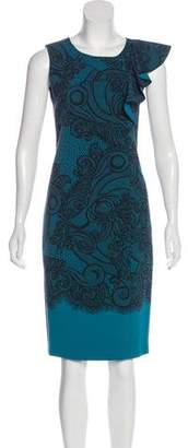 Emilio Pucci Wool Sheath Dress