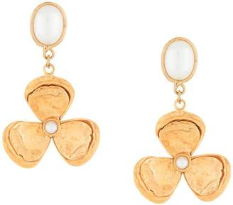 Sylvia Toledano Lucky Flower earrings