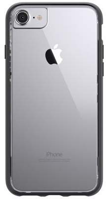 Griffin Gb42752 Reveal Case Coverfor iPhone 7Ultra Thin Hard Shellblack/clear
