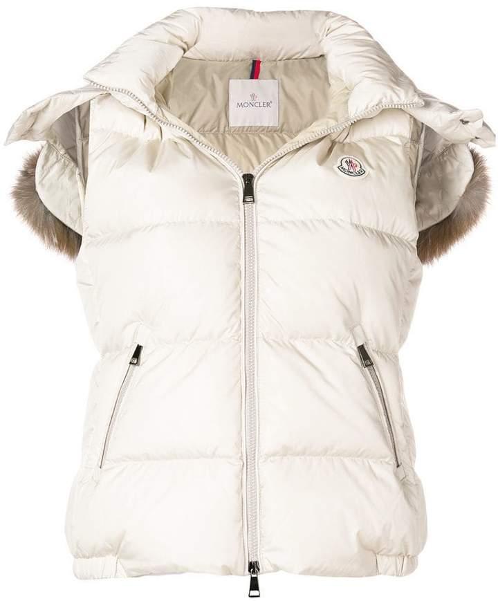Moncler padded vest