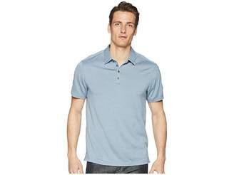 John Varvatos Collection Hampton Polo K212U1 Men's Short Sleeve Knit