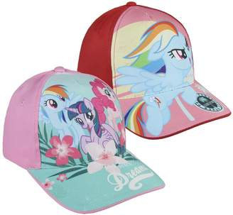 My Little Pony mylittlepony Girl Cap Kid Model Can Vary ( 2200002846 )