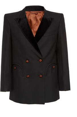 BLAZÉ MILANO Essex Everyday Reversible Wool Blazer