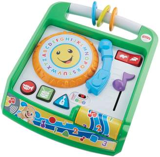 Fisher-Price Laugh & Learn Remix Record Player