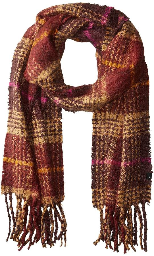Echo Design - Mulberry Muffler Scarves