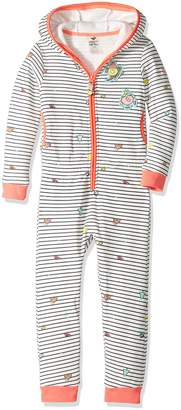 Roxy Little Girls' Cosy up Fleece Teenie One Piece