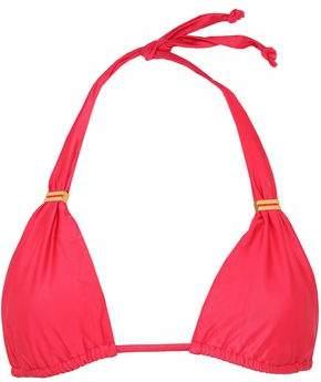 Vix Paula Hermanny Vix Paulahermanny Ruched Halterneck Bikini Top