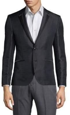 HUGO BOSS Textured Jacket