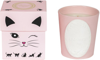 LADUREE Limited Edition Lovely Cat Candle