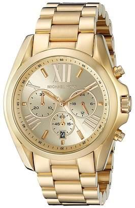 Michael Kors MK5605 - Bradshaw Chronograph Watches