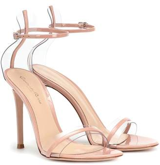 Gianvito Rossi G-string leather sandals
