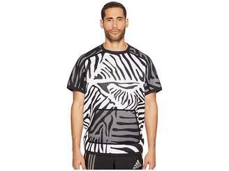 adidas x Kolor Short Sleeve Crew Men's Short Sleeve Pullover