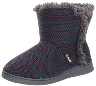 Muk Luks Women's Cheyenne Slippers-Dark