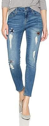 Seven7 Women's Ankle Skinny Jean