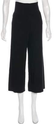 Soyer High-Rise Wide-Leg Culottes