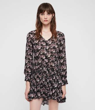 AllSaints Alia Odile Dress