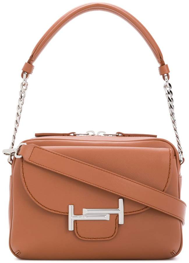 Tod's Double T camera bag
