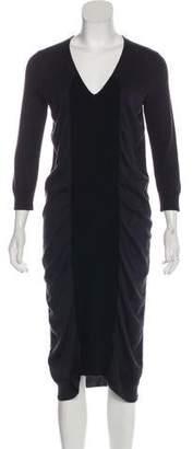 Zero Maria Cornejo Knit Midi Dress