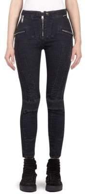 Stretch Moto Jeans